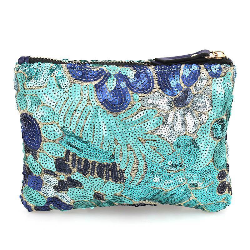 China wallet Sequin Coin pouch WHB0237